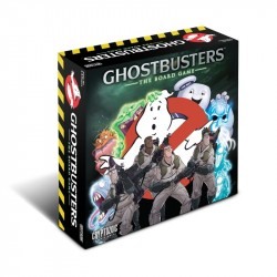 Ghosterbusters The Boardgame