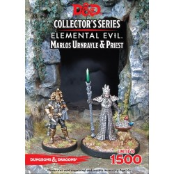 Dungeons and Dragons D&D Temple of Elemental Evil Marlos Urnrayle & Priest
