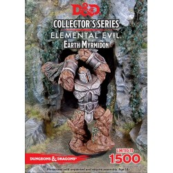 Dungeons and Dragons D&D Temple of Elemental Evil Earth Myrmidon