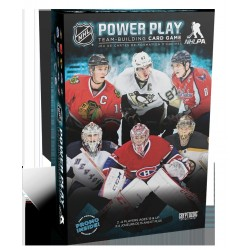 NHL Power Play Card Game (with Expansion)