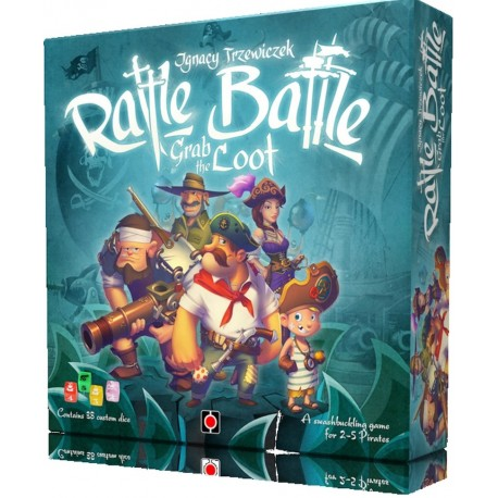 Rattle Battle Grab the Loot