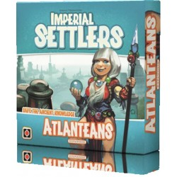 Imperial Settlers Atlanteans Expansion