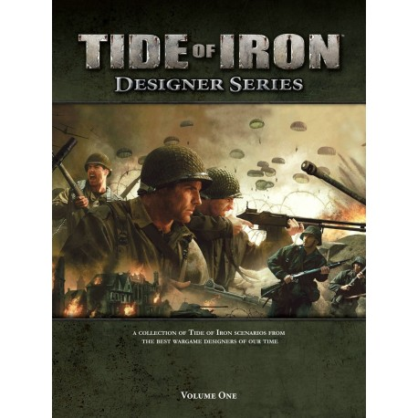 Tide of Iron Expansion Design Series Book