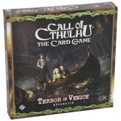 Call of Cthulhu: Terror in Venice Expansion