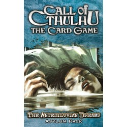 Call of Cthulhu The Antediluvian Dreams Pack CT 21e