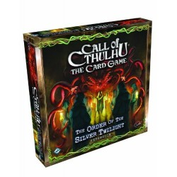 Call of Cthulhu The Order of the Silver Twilight Expansion