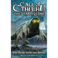 Call of Cthulhu The Thing from the Shore Pack CT 23e