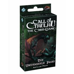 Call of Cthulhu The Unspeakable Pages CT57