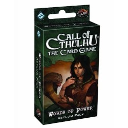 Call of Cthulhu Words of Power CT 54