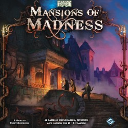 Mansions of Madness Boardgame 2nd Ed