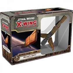 Star Wars X-Wing Reisszahn DEUTSCH