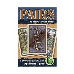 Pairs Kingkiller Chronicles 1 Comonwealth Deck