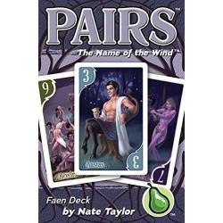 Pairs The Kingkiller Chronicles 3 Faen