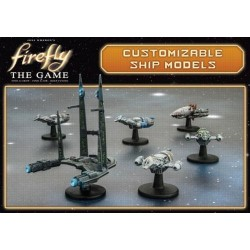 Firefly Models Customisable Ship Models