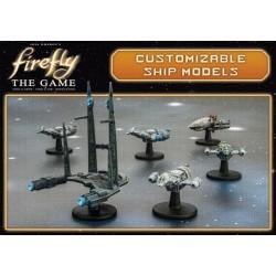 Firefly Models Customisable Ship Models
