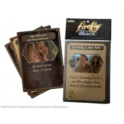 Firefly Out of the Black Browncoat Card Pack