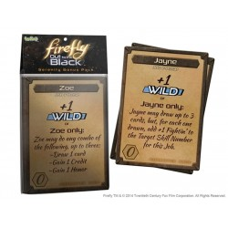 Firefly Out of the Black Serenity Card Pack
