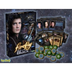 Firefly Out of the Black Card Game