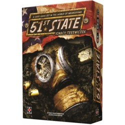 51st State dt., en. Wydawnictwo