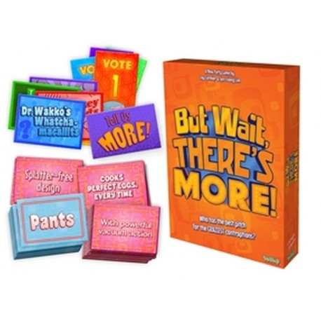 But wait there is more - Card Game