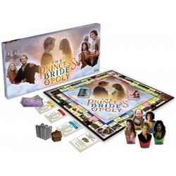 Princess Bride opoly Board Game