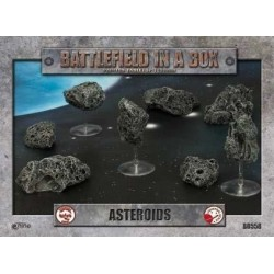 Asteroids Battlefield in a Box