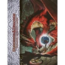 Dungeons and Dragons D&D Dungeon Master Guide 4.0 Deluxe