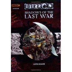 Dungeons and Dragons D&D Eberron Shadows of the Last War