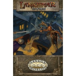 Savage Worlds Lankhmar City of Thieves (Savage Worlds)
