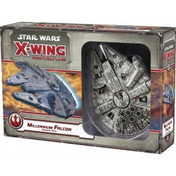Star Wars X-Wing Millenium Falcon Expansion Pack ENGLISCH