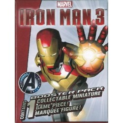 Marvel Iron Man 3 Marquee