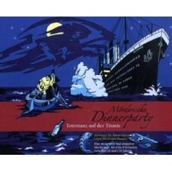 Mörderische Dinnerpartyarty Totentanz auf der Titanic