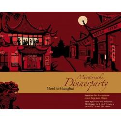 Mörderische Dinnerparty Mord in Shanghai