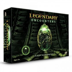 Legendary Encounters Alien