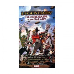 Marvel Legendary Guardians of the Galaxy Expansion