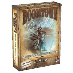 Doomtown Reloaded Expansion Immovable Object