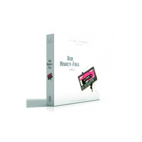 T.I.M.E Stories Der Marcy Fall (1. Erweiterung)