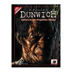 H.P. Lovecraft Dunwich Return to the Forgotten Village (Call of Cthulhu)