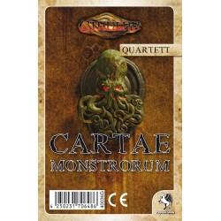 Cartae Monstrorum (Quartett)