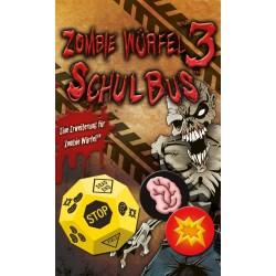 Zombie Würfel 3 Schulbus