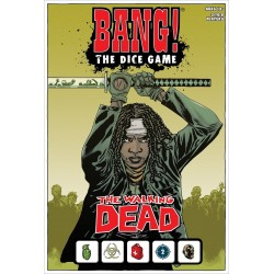 Bang Dice Game Walking Dead Edition