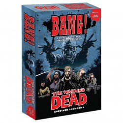 Bang Card Game Walking Dead Edition