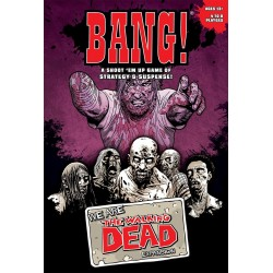Bang Card Game Walking Dead We are walking Dead Expansion