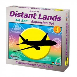 Jet Set Distant Lands Expansion