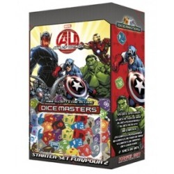 Marvel Dice Masters Age of Ultron Starter Set
