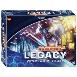 Pandemic Legacy Blau