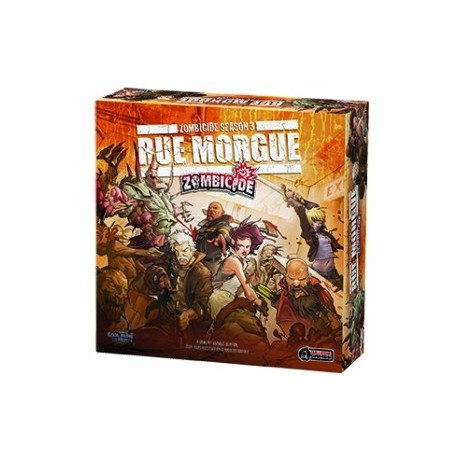 Zombicide Rue Morge Season 3
