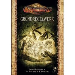 Cthulhu Grundregelwerk Hardcover