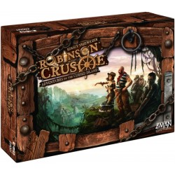 Robinson Crusoe On Cursed Island