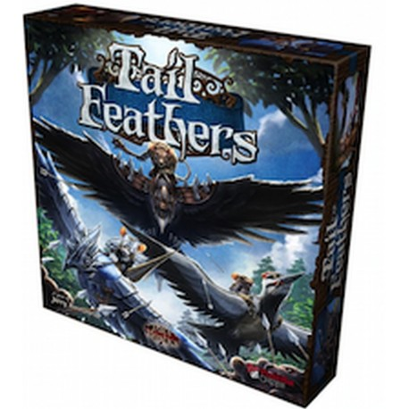 Tail Feathers